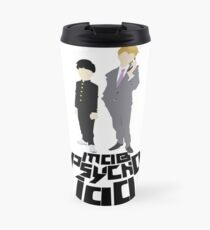 mob psycho 100 manga anime Travel Mug
