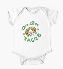 DOS BROS TACOS - TURBO SPONSOR Kids Clothes