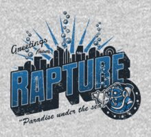 Greetings from Rapture! | Unisex T-Shirt