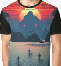 Kong Skull Island Movie Graphic T-Shirt