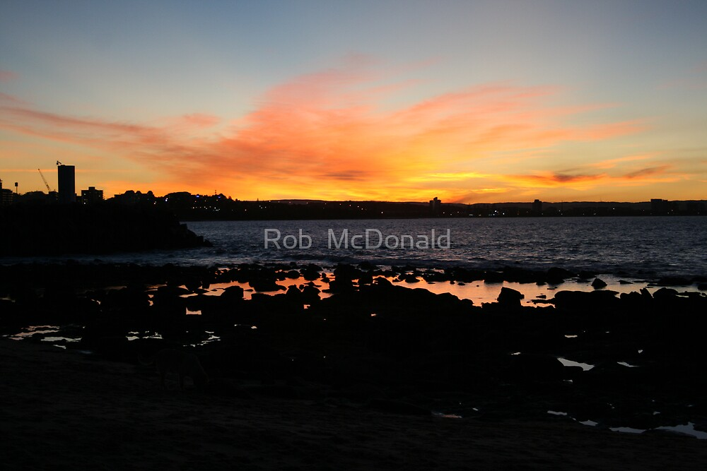 Mooloolaba by Rob  McDonald