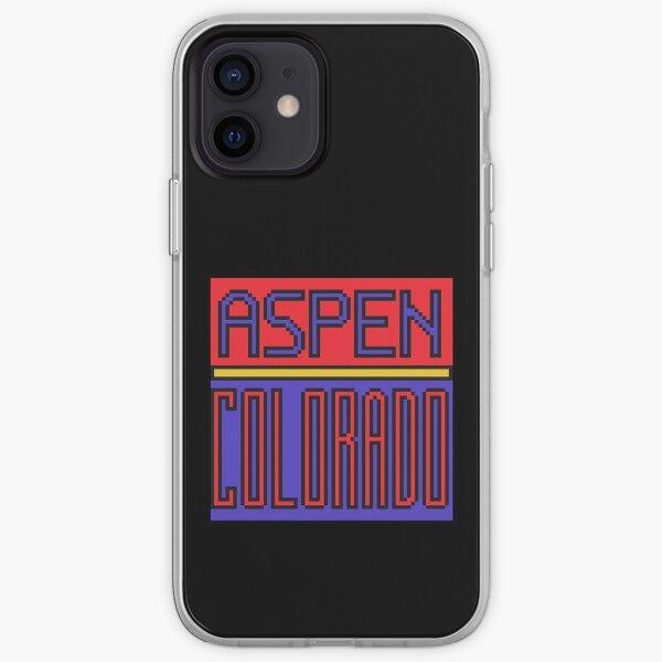 Aspen, Colorado iPhone Soft Case