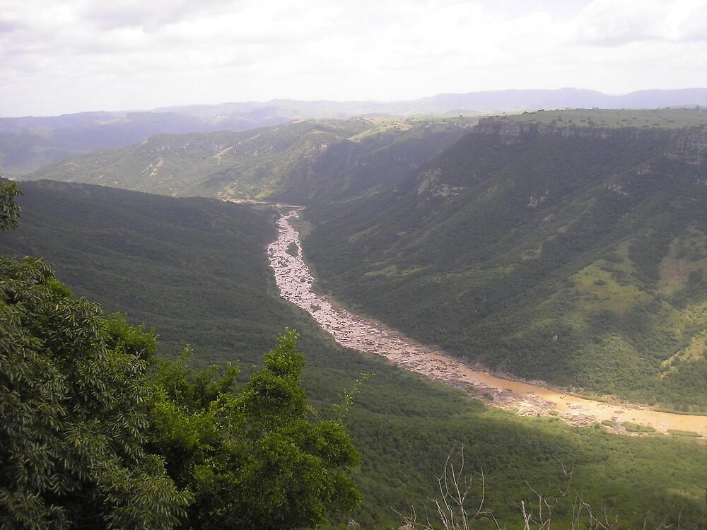 Oribi Gorge by Timmy