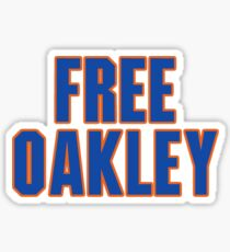 Free Charles Oakley - New York Sticker