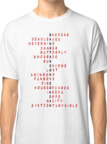 BTS (BANGTAN SONYEONDAN) PUZZLE Classic T-Shirt