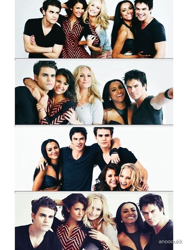 The Vampire Diaries by anoooukk