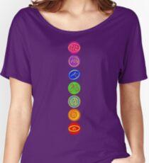 Chakra Balance Women's Relaxed Fit T-Shirt