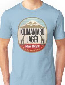 KILIMANJARO LAGER VINTAGE LOGO Unisex T-Shirt