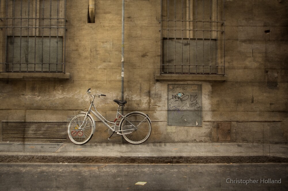 Firenze Bicycle by Christopher Holland