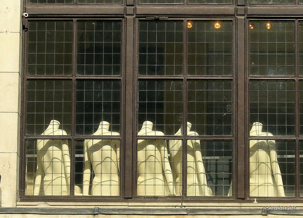 Mannequins by sealander
