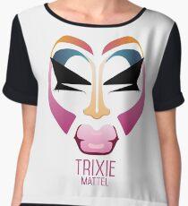 Trixie Mattel Women's Chiffon Top