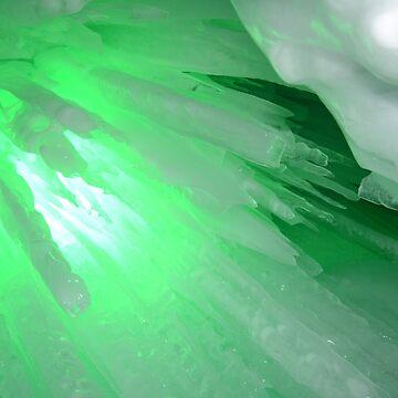 Ice, it's everywhere by DarkLady666
