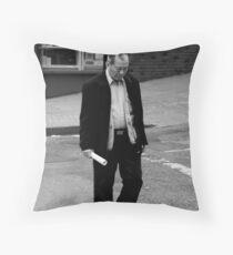 Long Day Throw Pillow