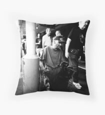 Broken #1 Throw Pillow