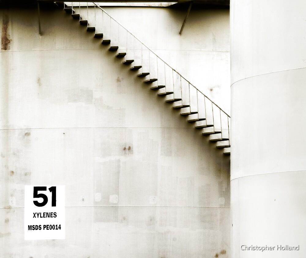 Xylene 51 by Christopher Holland