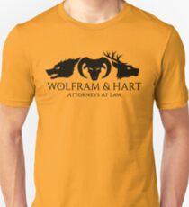 Wolfram & Hart Unisex T-Shirt