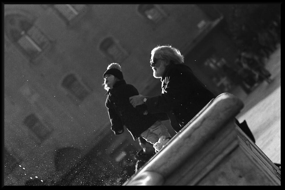 Dove non arrivano gli angeli... by Gennaro Pazienza