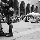 due servi in libertà by Gennaro Pazienza