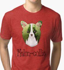 Melon Collie Tri-blend T-Shirt