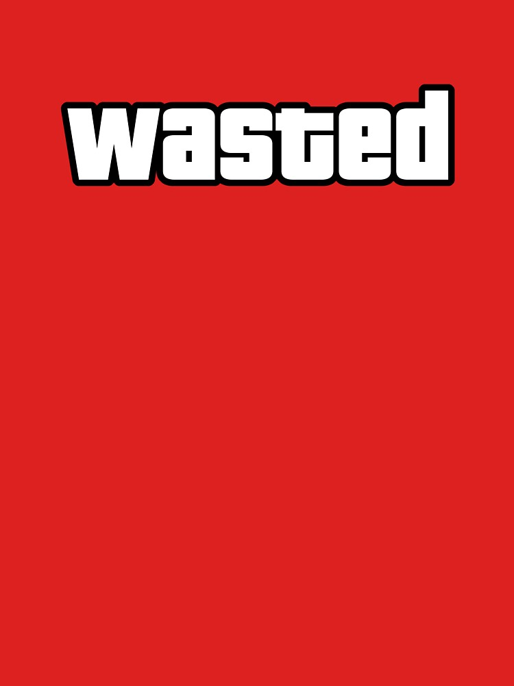 Wasted by TheShirtYurt