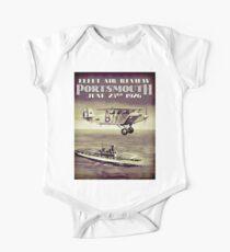 PORTSMOUTH; Vintage Fleet Air Review Print Kids Clothes