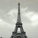 Eiffel Tower 2 by Tim Condon