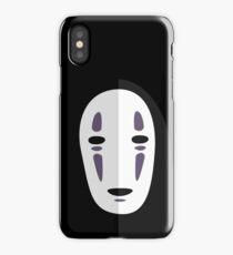 No Face | Spirited Away Vector iPhone Case/Skin