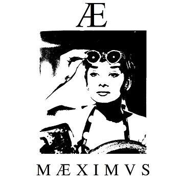Æ - MÆXIMVS  by Wyllydd