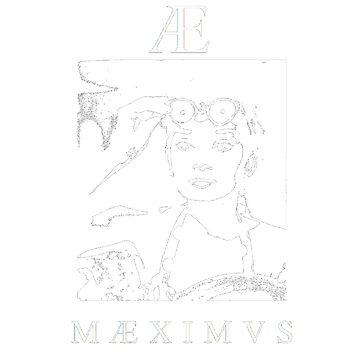 Æ - MÆXIMVS (inverted) by Wyllydd