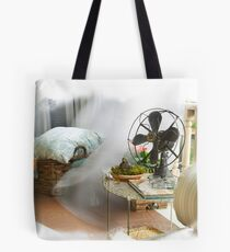 Balmy Afternoon on the Porch Tote Bag