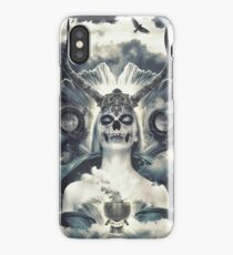 Death Tarot Card iPhone Case/Skin