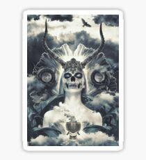 Death Tarot Card Sticker