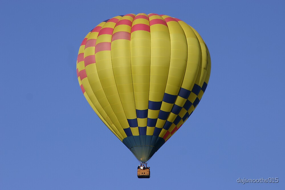 hot air balloon by dajsmooths915