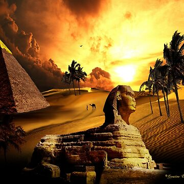 C.E. Ancient Egypt Fantasy 1 by galet09
