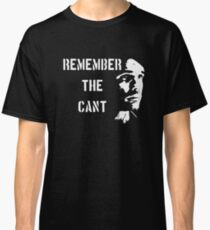 Remember the Cant (Ganymede) Classic T-Shirt