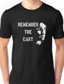 Remember the Cant (Ganymede) Unisex T-Shirt