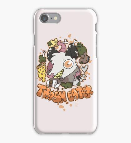 Trash Eater iPhone Case/Skin