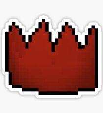 Oldschool Runescape Red Partyhat Sticker