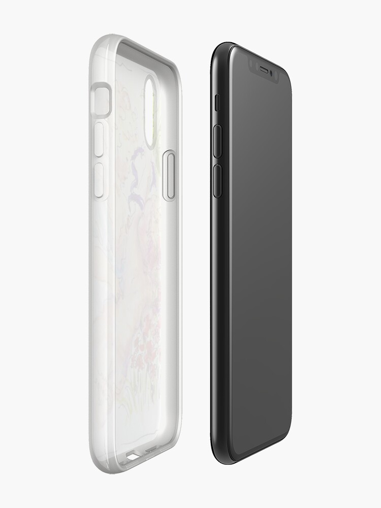 Alternate view of Angel of Compassion iPhone Cases & Covers