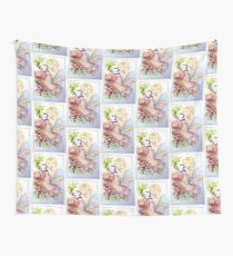 Angel of Compassion Wall Tapestry