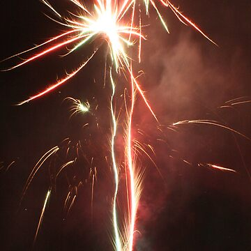 Fun with Fireworks by lettuce