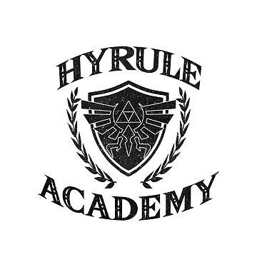 Hyrule Academy by randomraccoons
