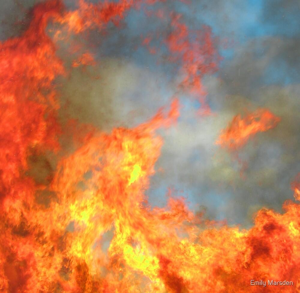 Fire by Emily Marsden