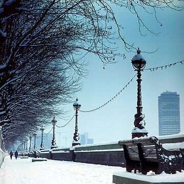 Thames Winter by markhiggins