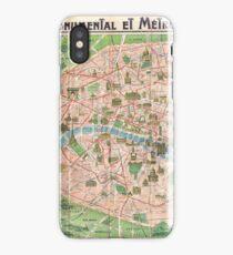 Paris 1918 iPhone Case/Skin