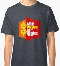Plinko Chip Logo Classic T-Shirt