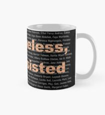 Persist in their honor Mug
