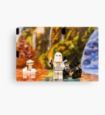 Lego Star Wars Scene Canvas Print