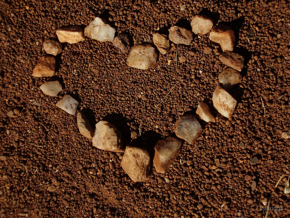 Stone Heart by vjwriggs