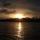 Lake Awoonga Sunset by JessieK